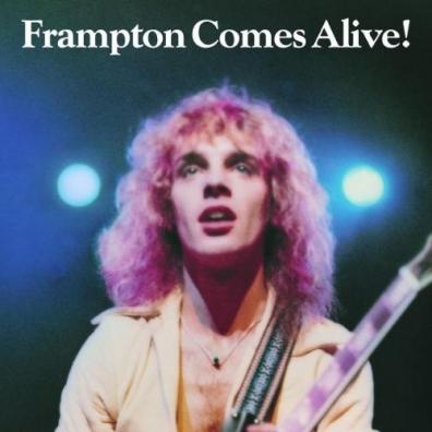 Peter Frampton (Питер Фрэмптон): Frampton Comes Alive