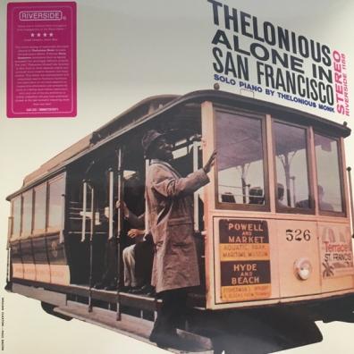 Thelonious Monk (Телониус Монк): Alone in San Francisco