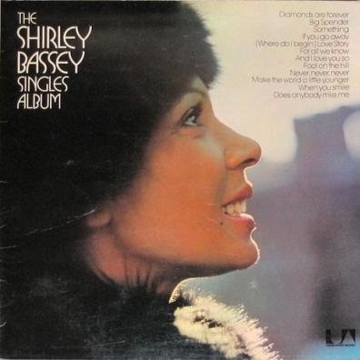 Shirley Bassey (Ширли Бэсси): The Singles