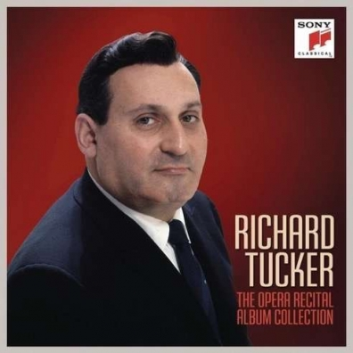 Richard Tucker (Ричард Такер): Richard Tucker: The Opera Recital Album