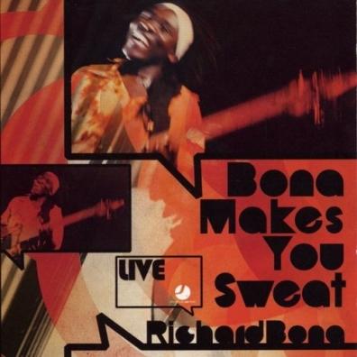 Richard Bona (Ришар Бона): Bona Makes You Sweat