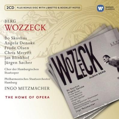 Ingo Metzmacher (Инго Метцмахер): Wozzeck
