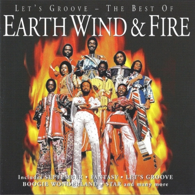 Earth: Let's Groove - The Best Of
