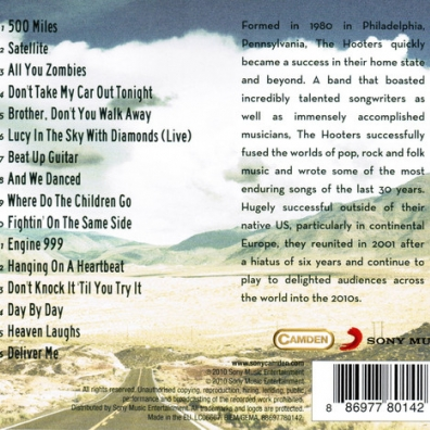 The Hooters (Зе Хоотерс): 500 Miles - The Best Of