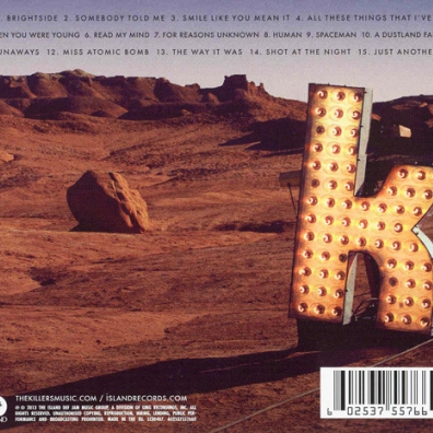 The Killers (Зе Киллерс): Direct Hits
