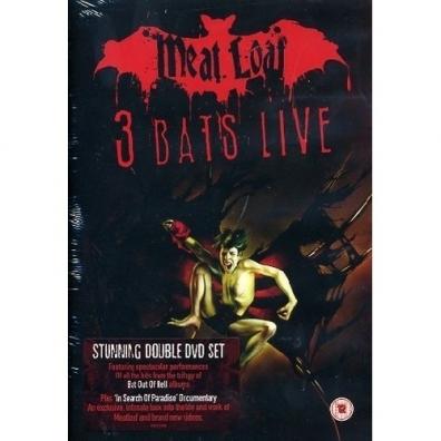 Meat Loaf (Мит Лоуф): 3 Bats Live