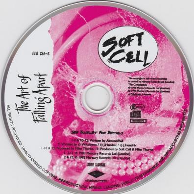 Soft Cell (Софт Селл): The Art Of Falling Apart