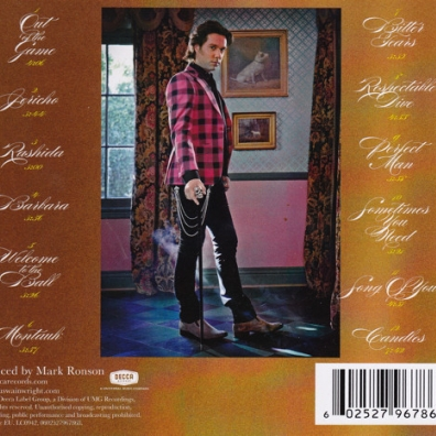Rufus Wainwright: Out Of The Game