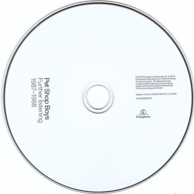 Pet Shop Boys (Пет Шоп Бойс): Actually