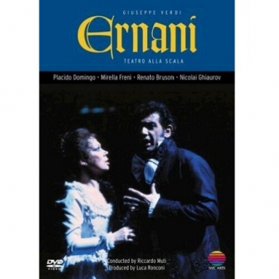 Placido Domingo (Пласидо Доминго): Ernani