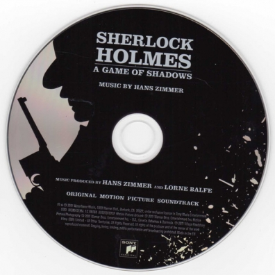 Hans Zimmer (Ханс Циммер): Sherlock Holmes: A Game Of Shadows