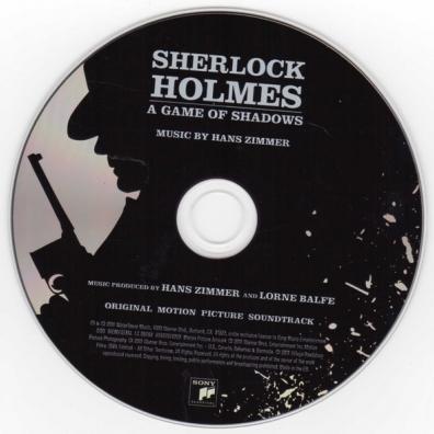 Hans Zimmer (Ханс Циммер): Sherlock Holmes: A Game Of Shadows