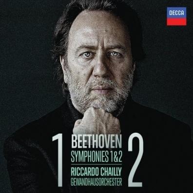 Riccardo Chailly (Рикардо Шайи): Beethoven: Symphonies 1 & 2