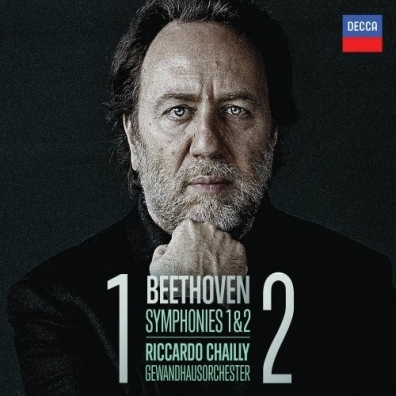 Riccardo Chailly (Рикардо Шайи): Beethoven: Symphonies 1 & 2