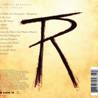 The Pretty Reckless (Зе Претти Реклесс): Who You Selling For