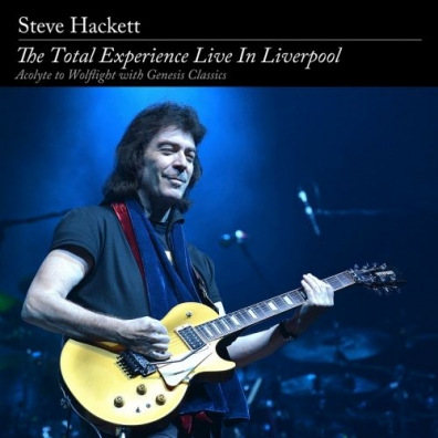 Steve Hackett (Стив Хэкетт): The Total Experience Live In Liverpool