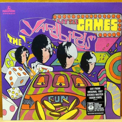 The Yardbirds: Little Games