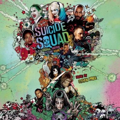 Steven Price (Стивен Прайс): Отряд самоубийц (Suicide Squad) [Original Motion Picture Score]