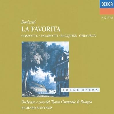 Richard Bonynge (Ричард Бонинг): Donizetti: La Favorita