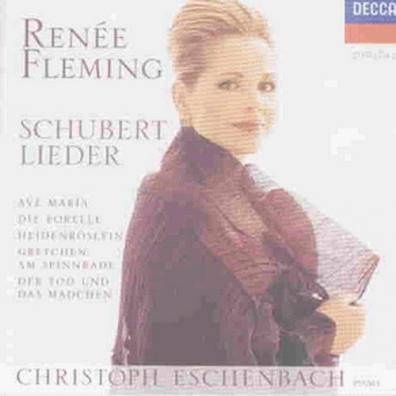 Renee Fleming (Рене Флеминг): Schubert: Lieder - Ave Maria; Die Forelle; Heidenr