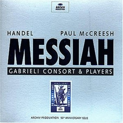 Paul McCreesh: Handel: Messiah HWV56