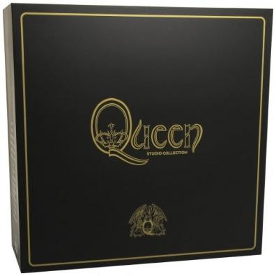 Queen (Квин): Complete Studio Album