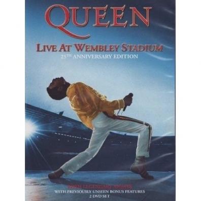 Queen (Квин): Live At Wembley Stadium