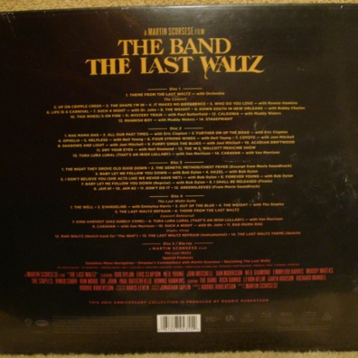 The Band: The Last Waltz (40th Anniversary)