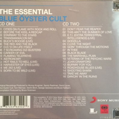 Blue Oyster Cult (Блю Ойстер Культ): The Essential