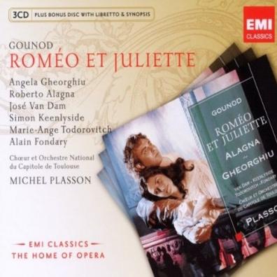 Roberto Alagna (Роберто Аланья): Romeo Et Juliette