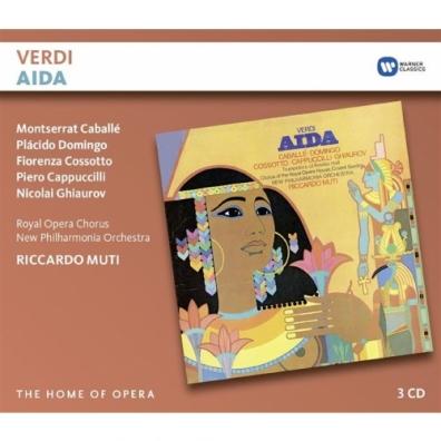 Riccardo Muti: Aida
