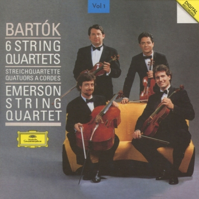 Emerson String Quartet (Эмирсон Стринг Квартет): Complete Recordings On DG