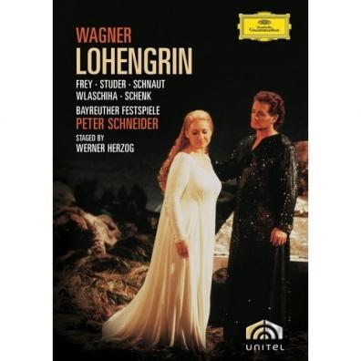 Peter Schneider (Питер Шнайдер): Wagner: Lohengrin