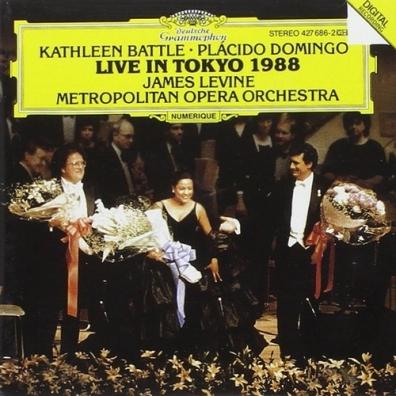 Placido Domingo (Пласидо Доминго): Live In Tokyo 1988