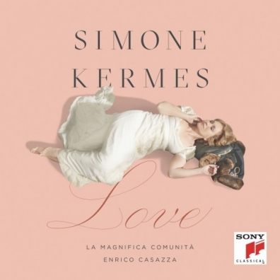 Simone Kermes (Симона Кермес): Love: Baroque And Renaissance Love Songs From Monteverdi, Purcell, Cesti To Merula And Dowland
