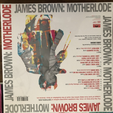 James Brown (Джеймс Браун): Motherlode