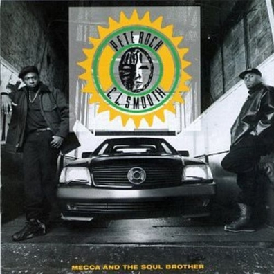 Pete Rock & C.L. Smooth: Mecca And The Soul Brother