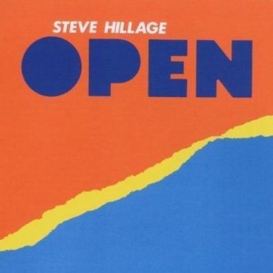 Steve Hillage (Стив Хиллидж): Open