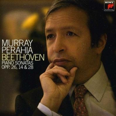 Murray Perahia (Мюррей Перайя): Piano Sonatas Opp. 14, 26 & 2