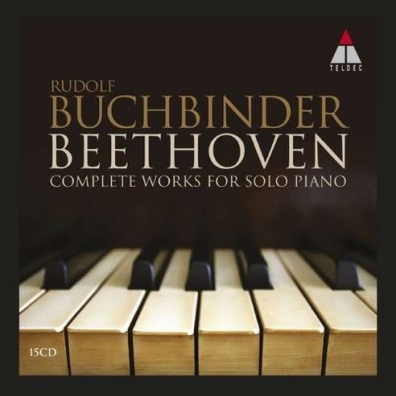 Rudolf Buchbinder: The Complete Works For Solo Piano