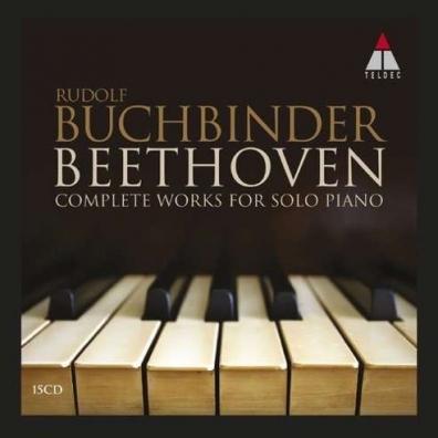 Rudolf Buchbinder (Рудольф Бухбиндер): The Complete Works For Solo Piano