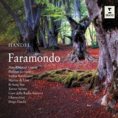 Philippe Jaroussky (Филипп Жарусски): Faramondo