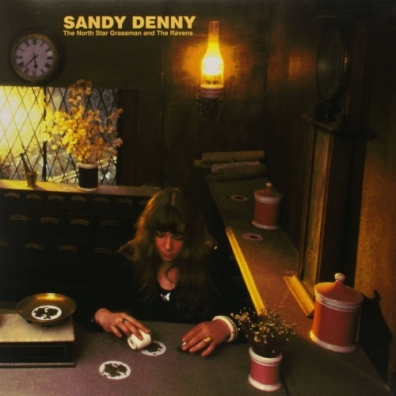 Sandy (ex. Fairport Convention) Denny (Файрпорт Конвентион): The North Star Grassman And The Ravens