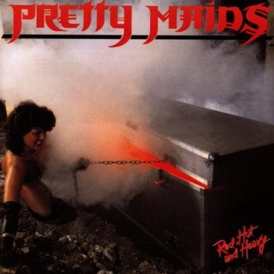 Pretty Maids (Претти Мейдс): Red, Hot And Heavy