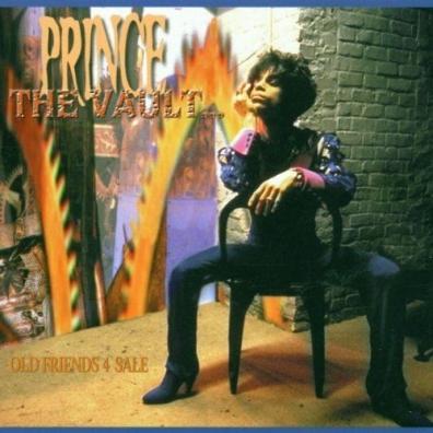 Prince (Принц): The Vault... Old Friends 4 Sale