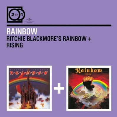 Rainbow (Рейнбоу): Ritchie Blackmore's Rainbow/ Rising