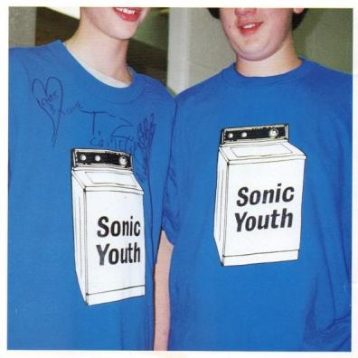 Sonic Youth: Washing Machine