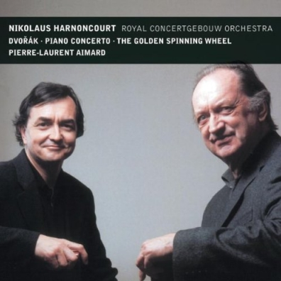 Pierre-Laurent Aimard (Пьер-Лоран Эмар): Piano Concerto & The Golden Spinning Wheel