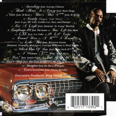 Snoop Dogg (Снуп Дог): Tha Blue Carpet Treatment