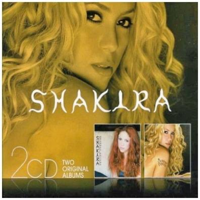 Shakira (Шакира): Grandes Exitos / Laundry Service